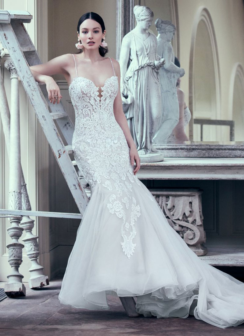 21c466dddaf Designers - bridal gowns from Hayley Paige, Matthew Christopher ...