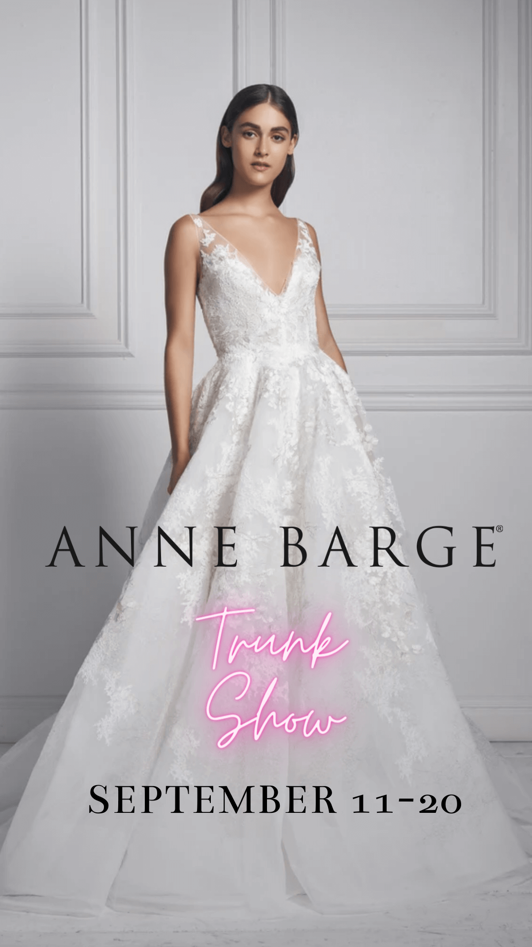 Spring 2019 Sample Sale at Love Couture Bridal